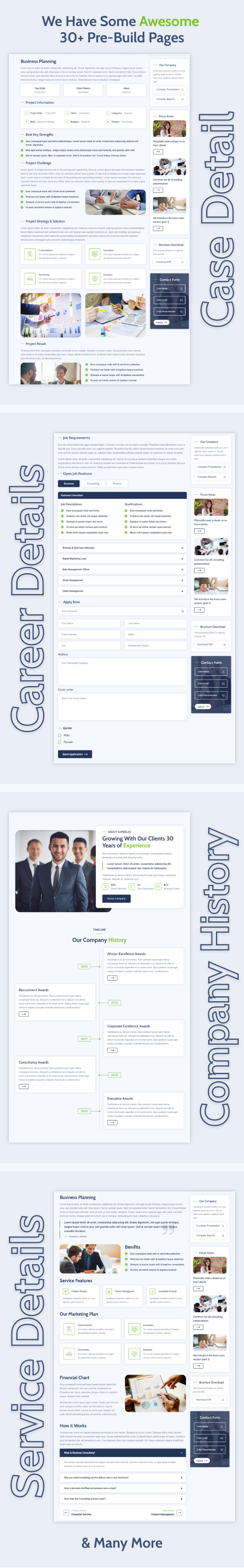 Consejo   Business HTML Template - 3